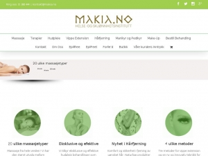 Makia - professional beauty gabinet
